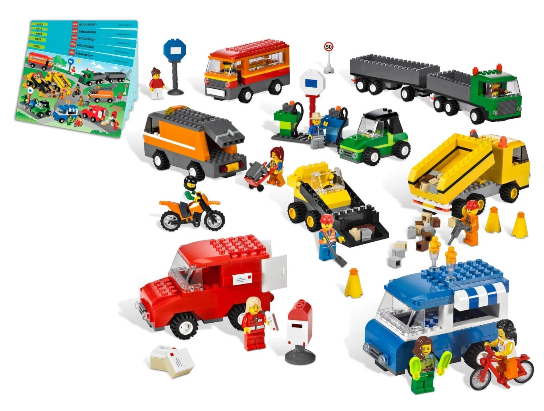 Set de Vehículos 9333 LEGO Education