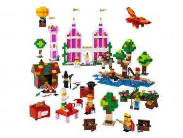 Set Escenarios 9385 LEGO Education