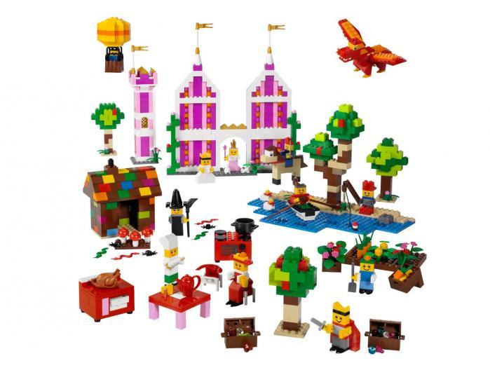 Set Escenarios 9385 LEGO Education