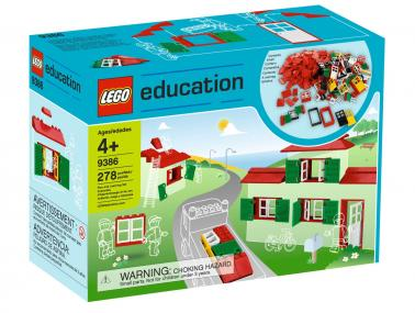 Creative LEGO® Brick Set - LEGO Education Robotix