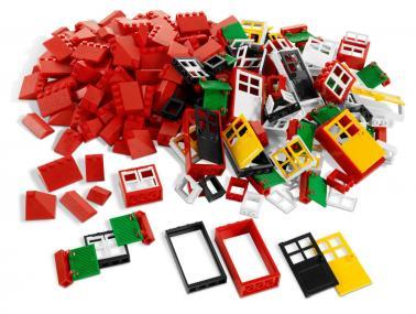 Puertas, Ventanas y Tejas 9386 LEGO Education
