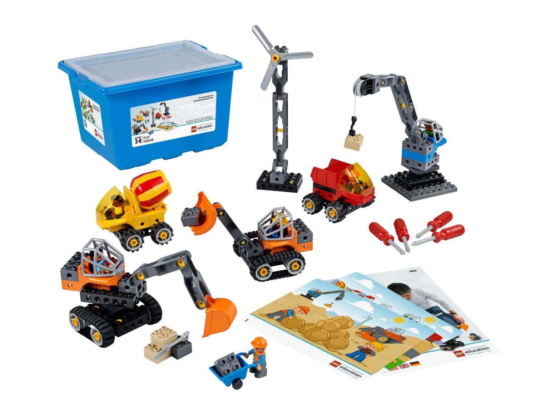 Máquinas Avanzadas 45002 LEGO Education