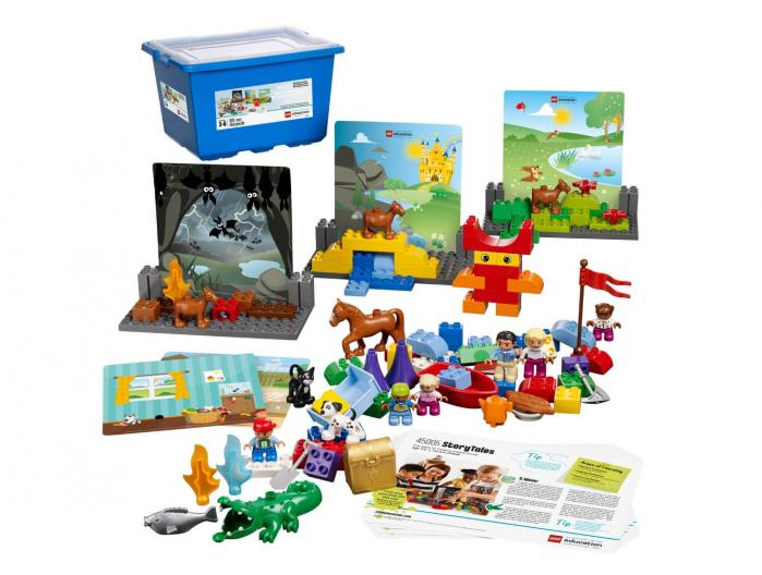 Les Meves Pròpies Històries 45005 LEGO Education