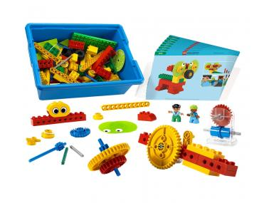 Primeras Máquinas Simples 9656 LEGO Education