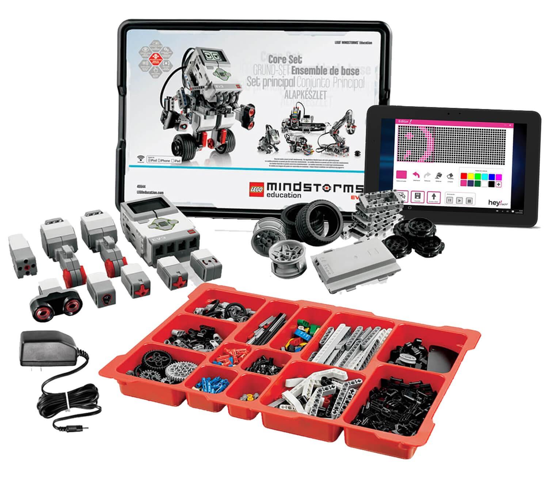 Pack LEGO MINDSTORMS Education EV3 + VEXIA