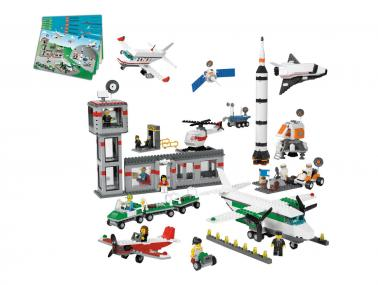 Set de Aeropuerto y el Espacio 9335 LEGO Education