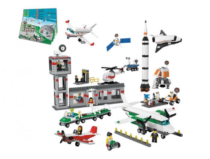 Set de Aeropuerto y el Espacio 9335 LEGO Education