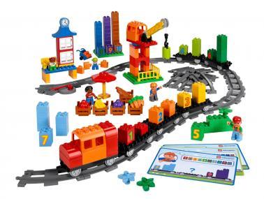 El Tren de les Matemàtiques 45008 LEGO Education
