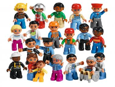 Set Personas de la Comunidad 45010 LEGO Education