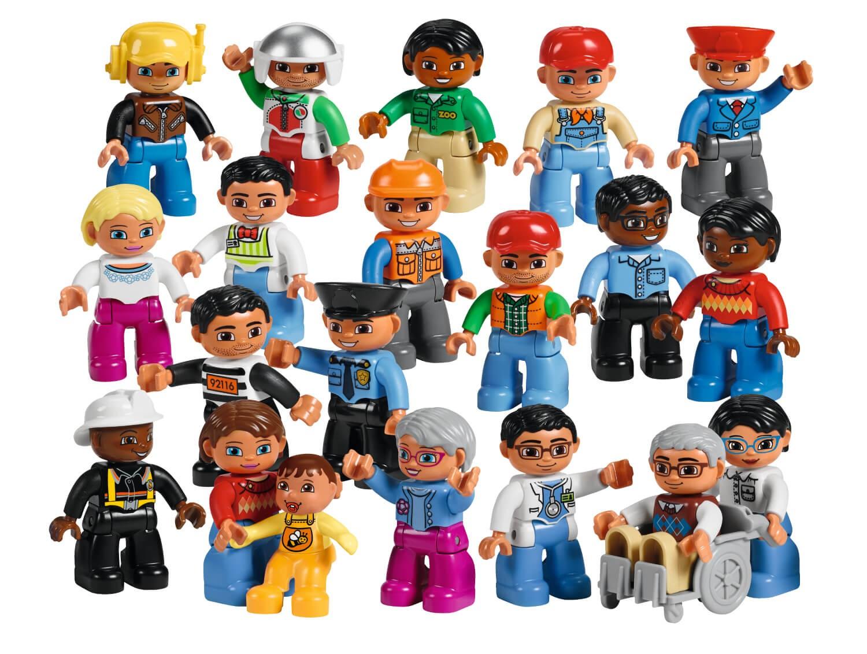 Set Personas de la Comunidad 45010 LEGO Education