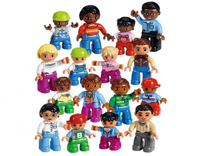 Set Personas del Mundo 45011 LEGO Education