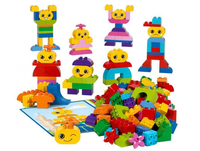 Construir Emocions 45018 LEGO Education