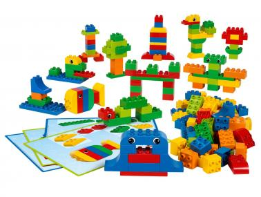 Set Creatiu de Bricks LEGO® DUPLO® 45019 LEGO Education