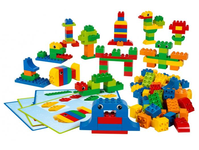 Set Creativo Ladrillos LEGO DUPLO 45019 LEGO Education
