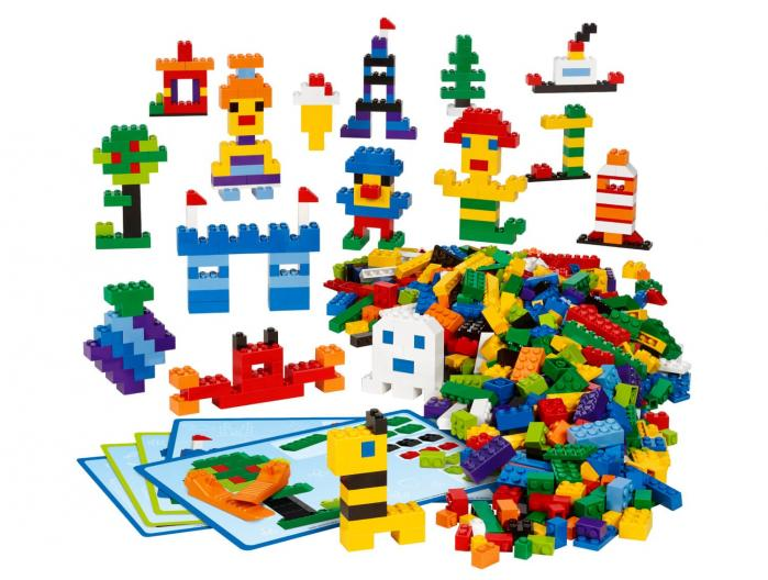 Set Creatiu de Bricks LEGO® 45020 LEGO Education