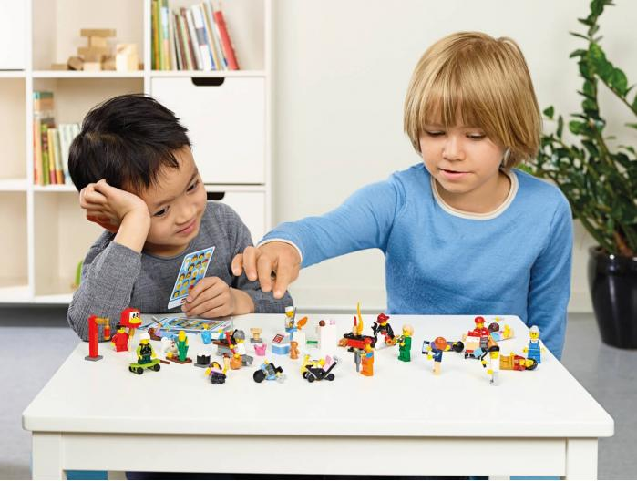Pack LEGO MINDSTORMS Education EV3 + Tablet + Cargador - LEGO Education Robotix