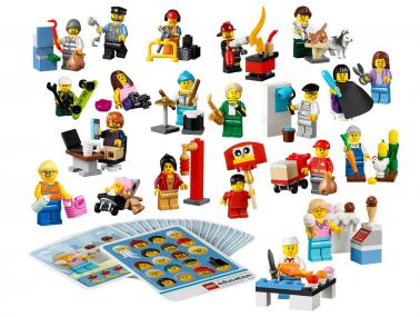 Set de Minifigures de la Comunitat 45022 LEGO Education