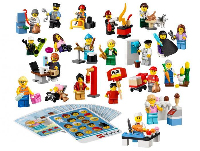 Set de Minifiguras de la Comunidad 45022 LEGO Education
