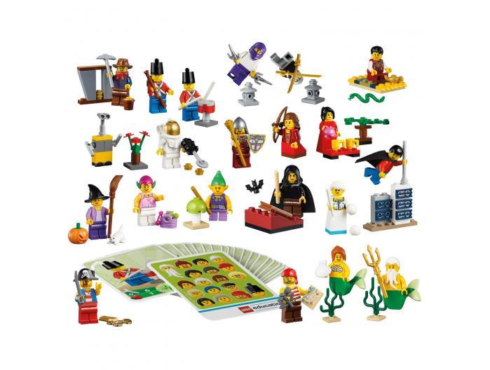 Set Minifiguras de Fantasía 45023 LEGO Education