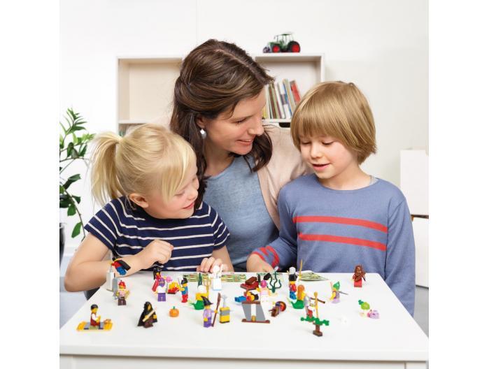 Parque STEAM - LEGO Education Robotix