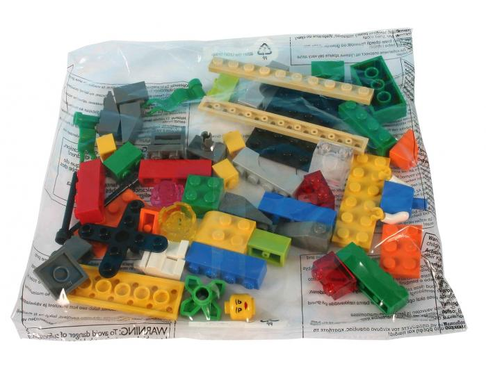 LEGO® SERIOUS PLAY® Window Exploration Bag - 2000409 - LEGO Education