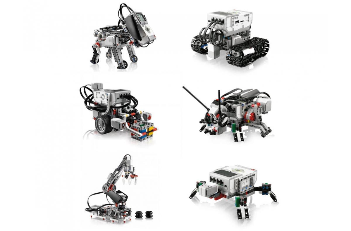 LEGO MINDSTORMS Education EV3 + Cargador GRATIS | LEGO