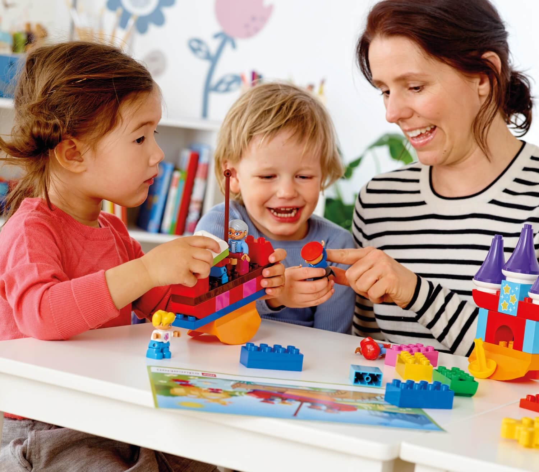 Certificación LEGO Education Infantil