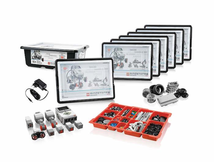 Pack aula LEGO MINDSTORMS Education EV3