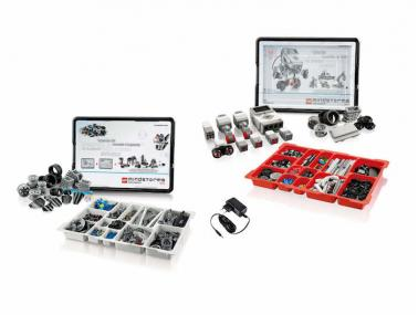 Pack MINDSTORMS Education EV3 + Set Expansión y Cargador