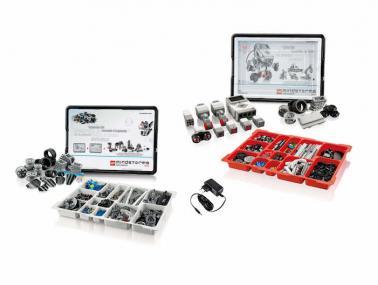 Pack MINDSTORMS Education EV3 + Set Expansión y Cargador