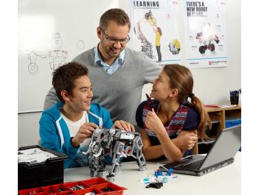 Certificació avançada LEGO MINDSTORMS Education EV3 LEGO Education