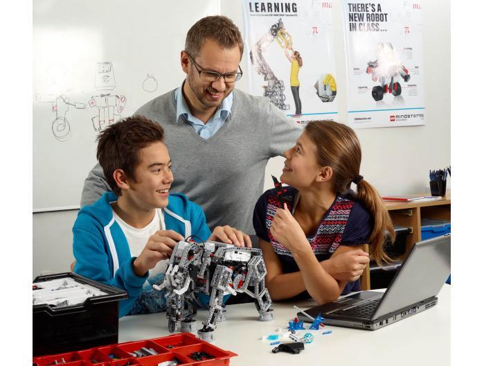 Certificación Avanzada LEGO MINDSTORMS Education EV3 LEGO Education
