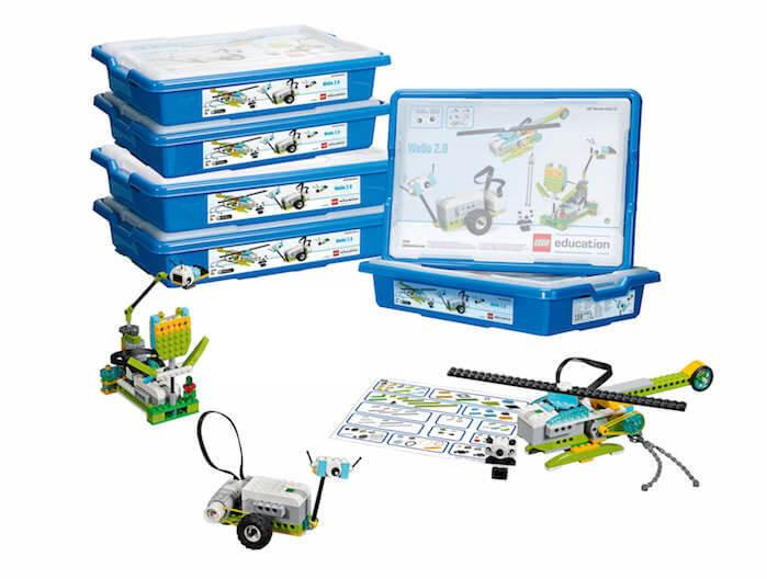 Pack Aula LEGO Education WeDo 2.0
