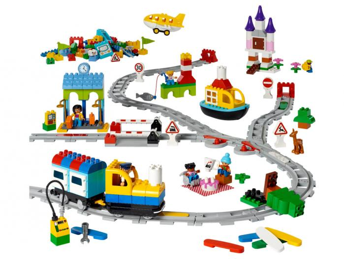 Coding Express 45025 LEGO Education