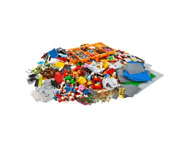 Identity and Landscape Kit de LEGO SERIOUS PLAY