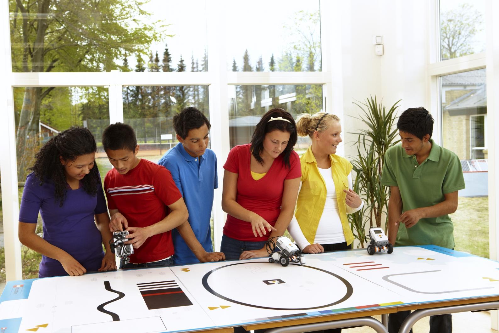 La robótica: el cambio educativo del siglo XXI
