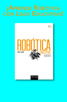 ¡Aprende robótica con Lego Education!