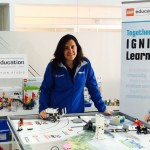 Entrevista a Berta Martín, facilitadora de la extraescolar de robótica LEGO Education ROBOTIX