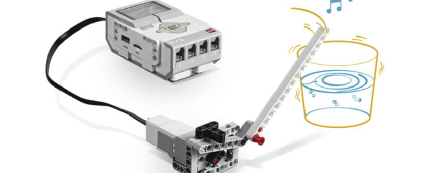 Crea sonido con LEGO MINDSTORMS Education EV3