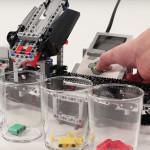 Actividad LEGO MINDSTORMS Education EV3 con sensor de colores |#LessonPlans