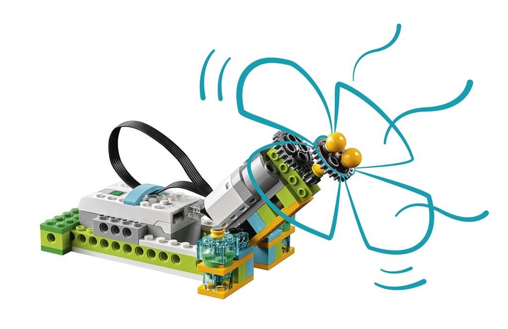 ROBOTIX - MAKER- MODEL 2 - WEDO 2