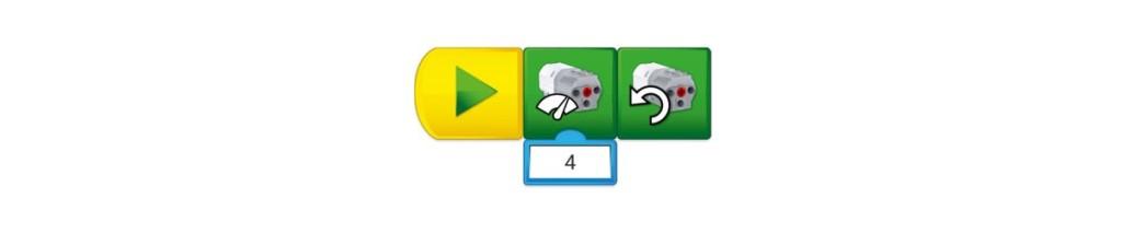 ROBOTIX - MAKER- MODEL 2 - WEDO 2 - PROGRAM