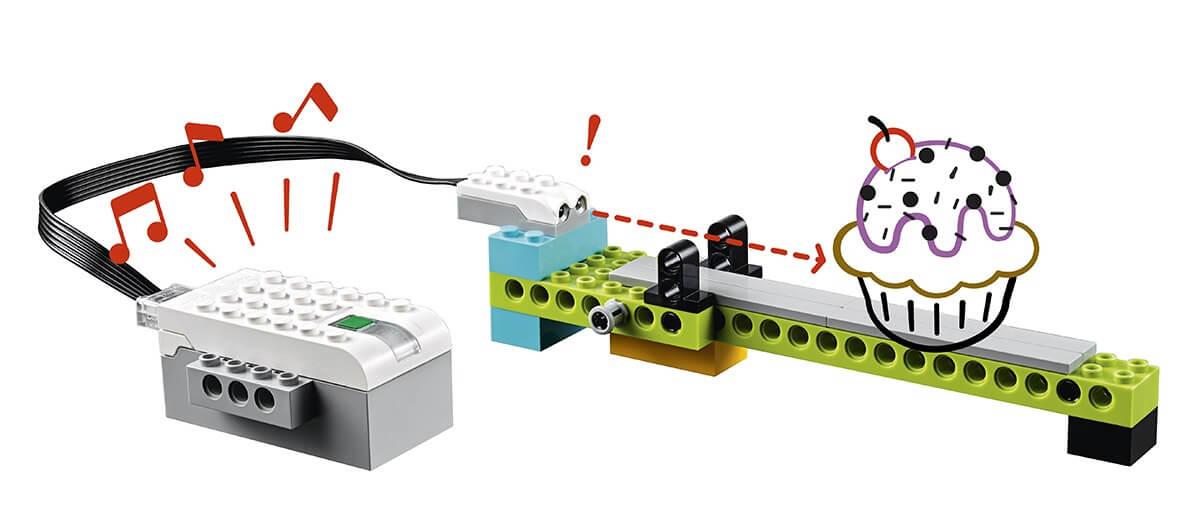 Actividad Life Hack LEGO Education WeDo 2.0