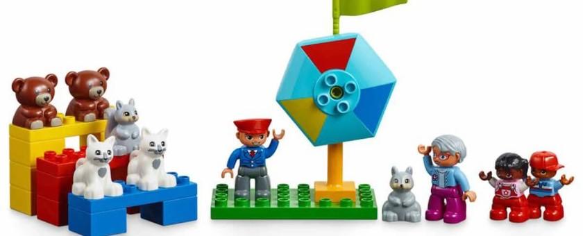 Actividad probabilidad con Parque STEAM de LEGO Education ROBOTIX