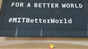 Better world MINDSTORMS MIT LEGO Education ROBOTIX