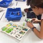 Talleres LEGO Education ROBOTIX en el primer sitKIDS Barcelona