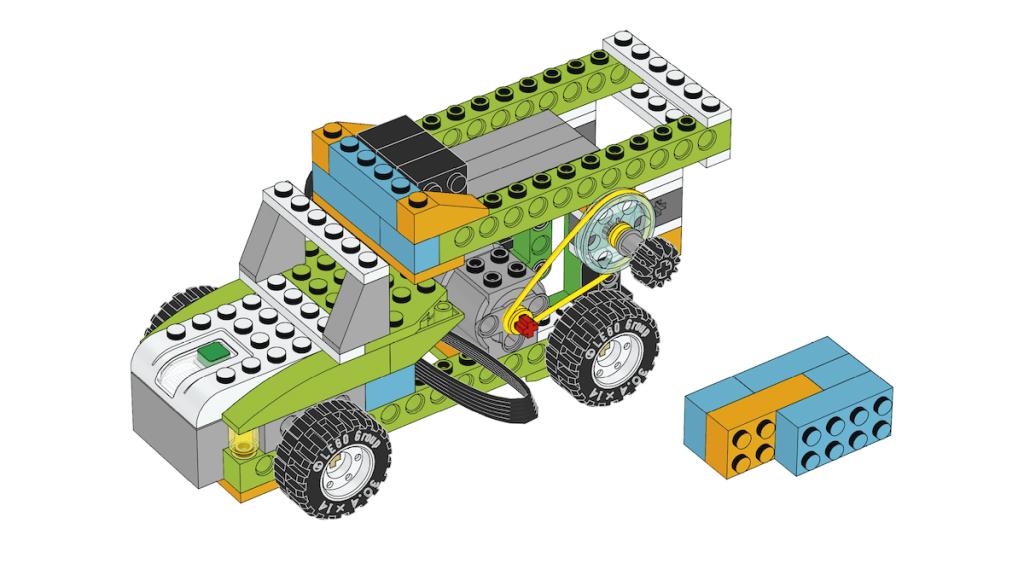 Actividad Clasificación de Reciclaje con LEGO Education WeDo 2.0 de LEGO Education ROBOTIX
