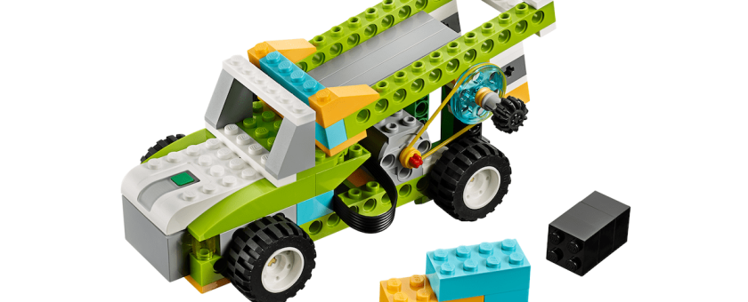 AActividad Clasificación de Reciclaje con LEGO Education WeDo 2.0 de LEGO Education ROBOTIX