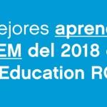 Los mejores aprendizajes STEM 2018 con LEGO Education ROBOTIX