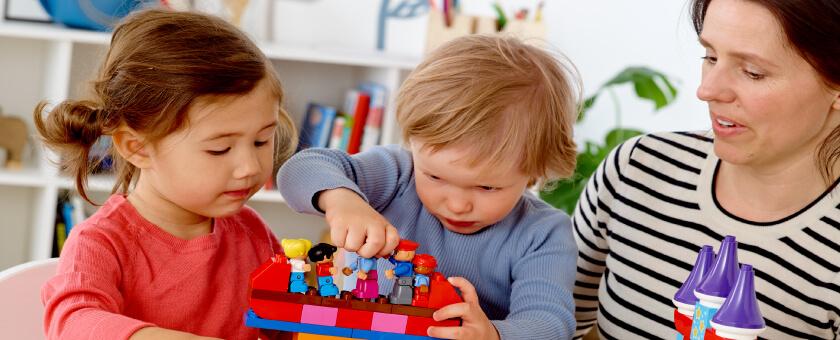 Familias clave en educación STEM